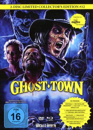 Ghost Town (1988) (Cover C, Edizione Limitata, Mediabook, Uncut, Blu-ray + DVD)