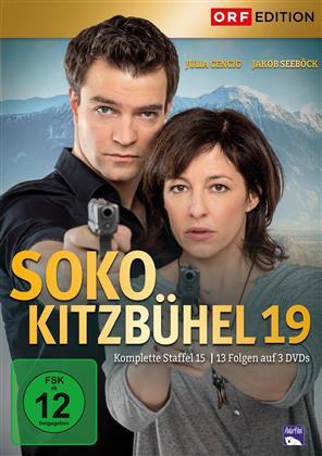 Soko Kitzbühel 19 - Staffel 15 (3 DVDs)