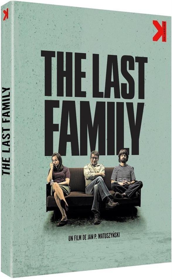 The Last Family (2016) (Digibook, 2 DVD)