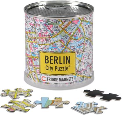 Berlin City Puzzle Magnets - 100 Teile
