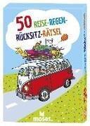 50 Reise-Regen-Rücksitz-Rätsel