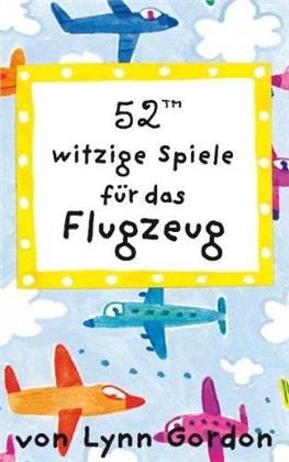 52 witzige Spiele für das Flugzeug
