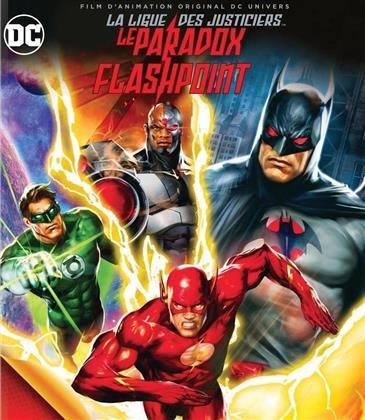 La ligue des justiciers - Le paradox Flashpoint (2013)
