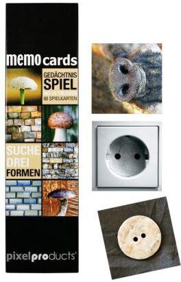memocards - Suche Drei Formen (Spiel)