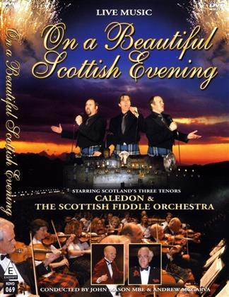 Caledon & The Scottish Fiddle Orchestra - On A Beautiful Scottish Evening - Live