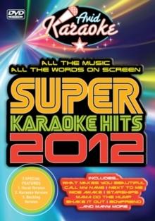 Karaoke - Super Karaoke Hits 2012