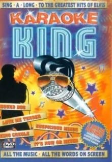 Karaoke - Karaoke King - Sing A Long To The Greatest Hits Of Elvis - Vol 1