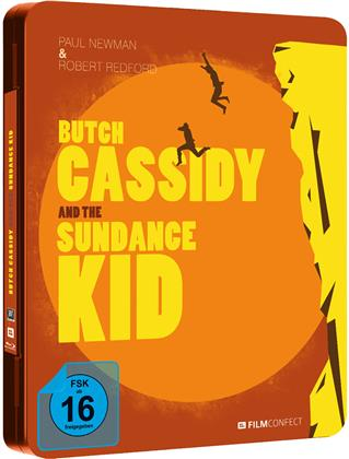 Butch Cassidy and the Sundance Kid (1969) (FuturePak, Limited Edition, Steelbox, Blu-ray + CD)