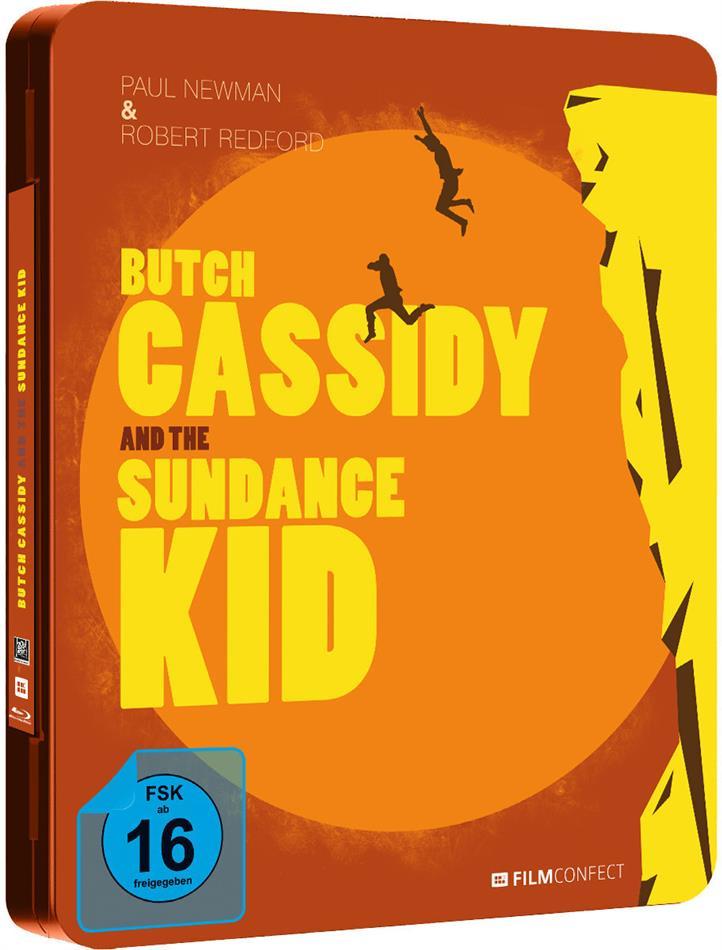 Butch Cassidy and the Sundance Kid (1969) (FuturePak, Limited Edition, Steelbox, Blu-ray + CD)