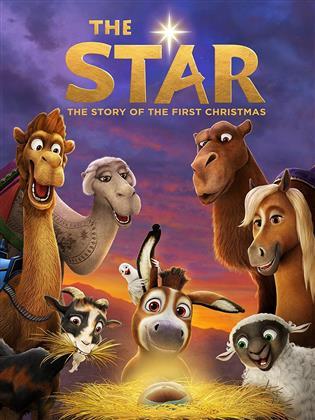 The Star (2017) (Blu-ray + DVD)