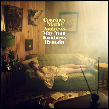 Courtney Marie Andrews - May Your Kindness Remain (Limited Edition, Colored, LP + Digital Copy)