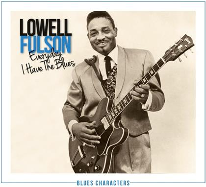 Lowell Fulson - Everyday I Have The Blues (Limited Edition, 2 CDs)