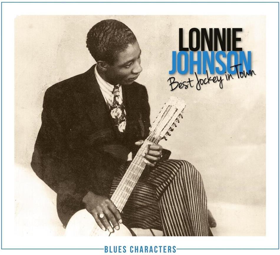 Lonnie Johnson - Best Jockey In Town (Limited Edition, 2 CDs)