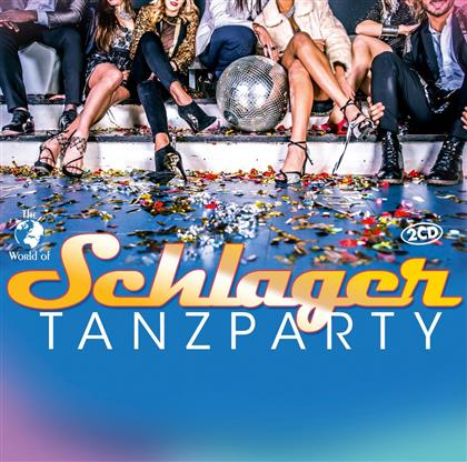 Schlager Tanzparty (2 CDs)