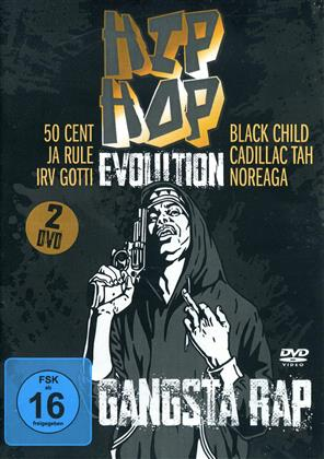Various Artists - Hip Hop Evolution - Gangsta Rap (2 DVDs)