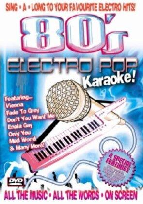 Karaoke - 80's Electro Pop Karaoke