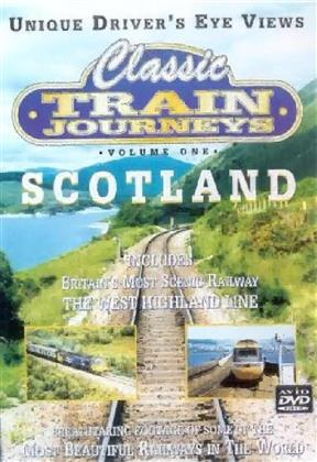 Classic Train Journeys - Scotland & The Highlands