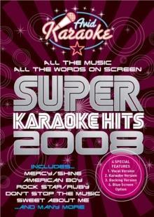 Karaoke - Super Karaoke Hits 2008