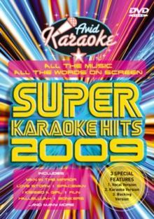 Karaoke - Super Karaoke Hits 2009