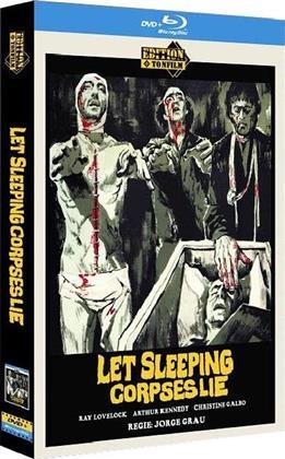Let Sleeping Corpses Lie (1974) (Uncut, Blu-ray + DVD)