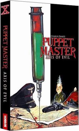 Puppet Master 9 - Axis of Evil (2010) (Kleine Hartbox, Uncut)