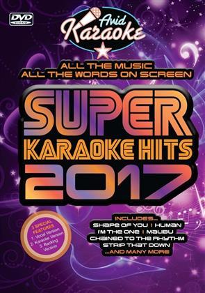 Karaoke - Super Karaoke Hits 2017