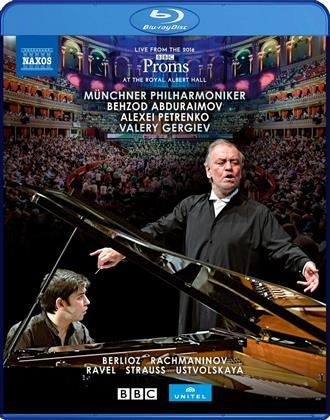 Münchner Philharmoniker MP, Valery Gergiev, … - Live from the 2016 BBC Proms (Naxos, BBC, Unitel Classica)