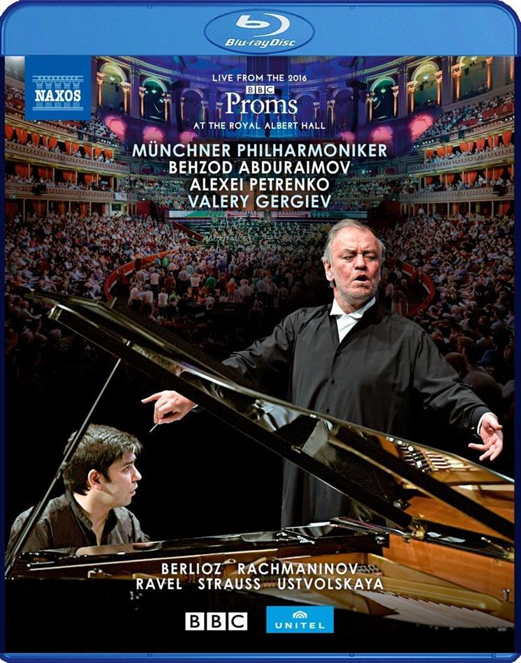 Münchner Philharmoniker, Valery Gergiev, … - Live from the 2016 BBC Proms (Naxos, BBC, Unitel Classica)