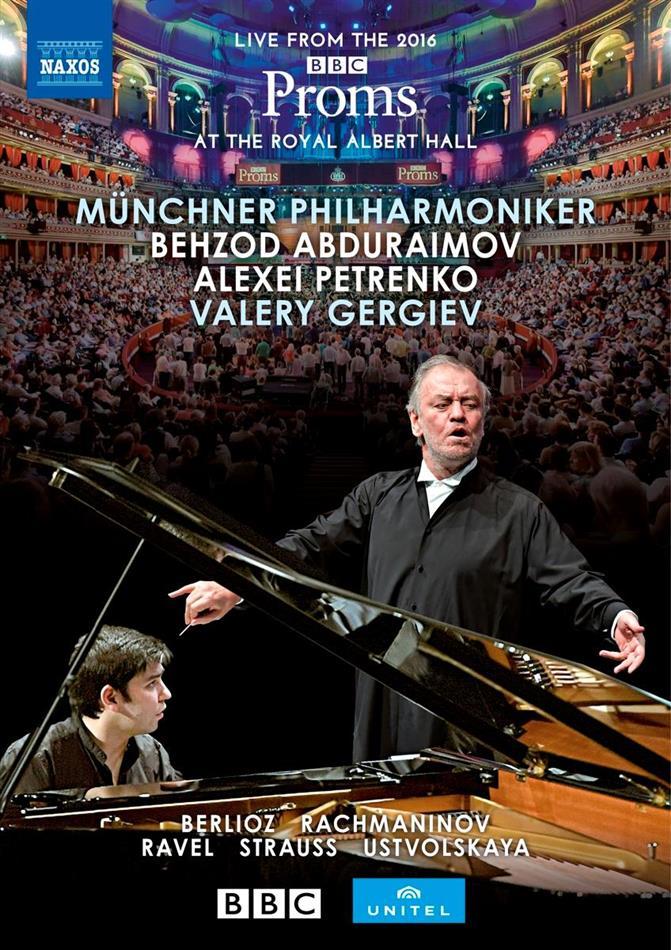 Münchner Philharmoniker, Valery Gergiev, … - Live from the 2016 BBC Proms