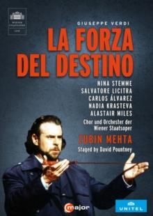 Wiener Staatsoper, Zubin Mehta, … - Verdi - La forza del destino (C Major, Unitel Classica, 2 DVDs)