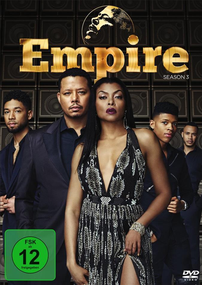 Empire - Staffel 3 (5 DVDs)