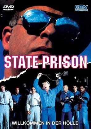 State Prison (1988) (Trash Collection, Cover B, Kleine Hartbox, Uncut)