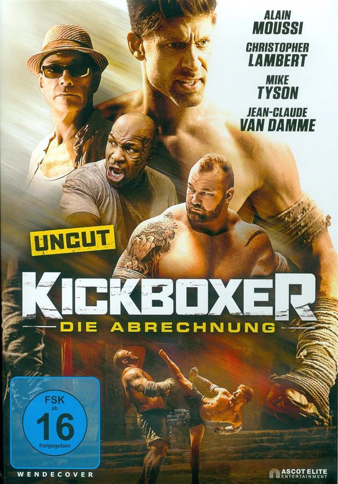 Kickboxer 2 - Die Abrechnung (2018) (Uncut)