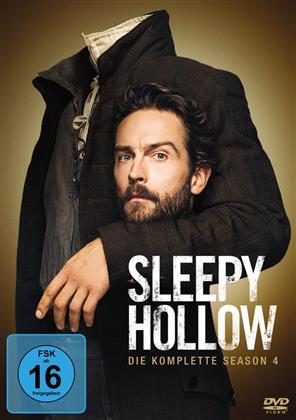 Sleepy Hollow - Staffel 4 (4 DVDs)