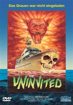 The Uninvited (1988) (Trash Collection, Cover A, Kleine Hartbox, Uncut)