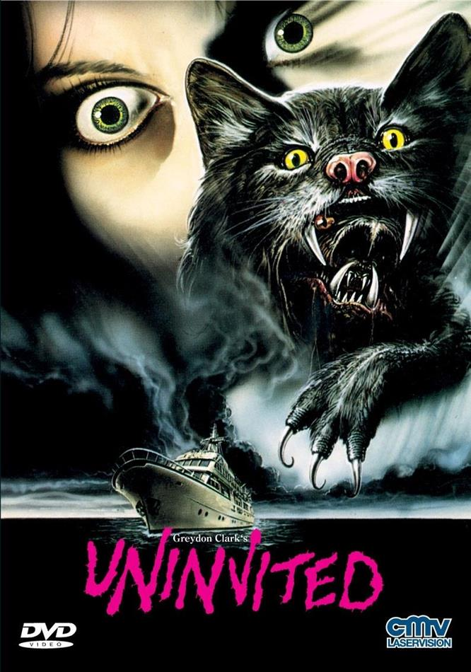 Uninvited (1988) (Trash Collection, Cover B, Kleine Hartbox, Uncut)