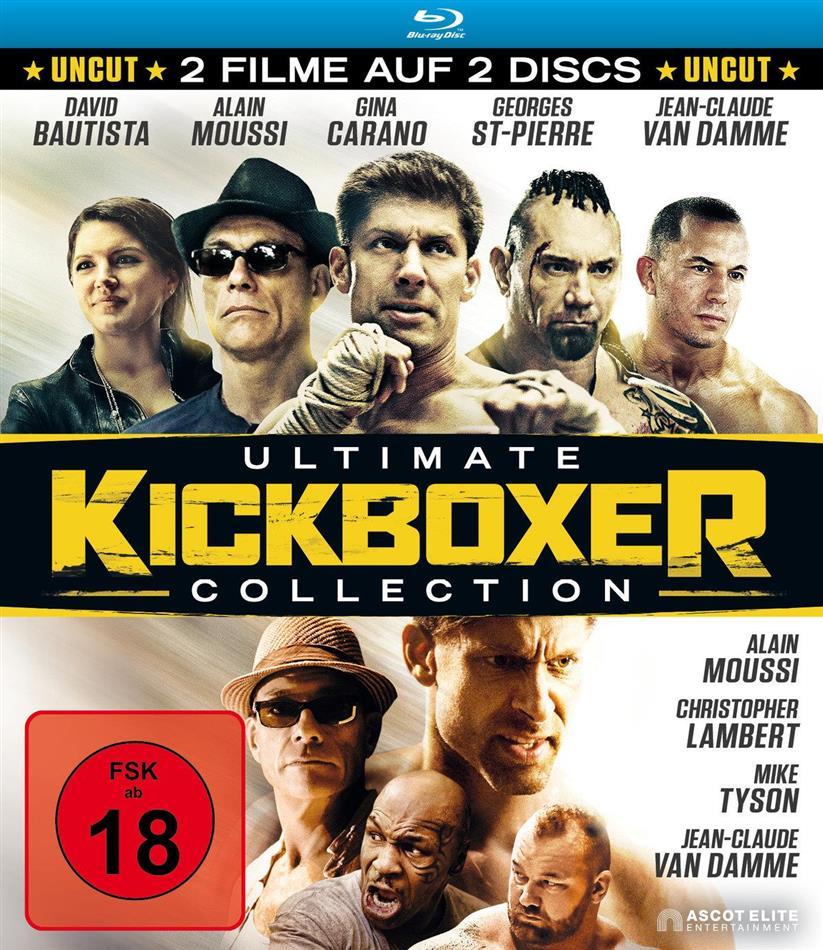Kickboxer - Die Vergeltung / Die Abrechnung (Ultimate Collection, Uncut, 2 Blu-rays)