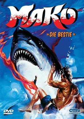 Mako - Die Bestie (1976) (Trash Collection, Kleine Hartbox, Cover A, Uncut)