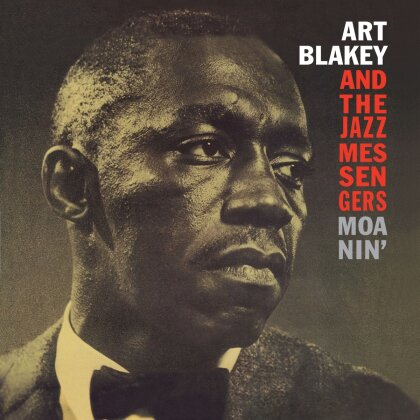 Art Blakey - Moanin (Waxtime, Transparent Red Vinyl, LP)
