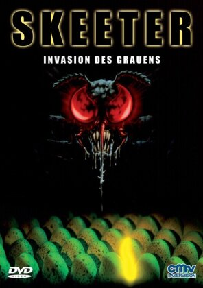 Skeeter - Invasion des Grauens (1993) (Trash Collection, Kleine Hartbox, Uncut)