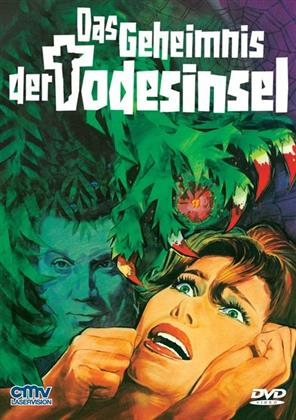 Das Geheimnis der Todesinsel (1967) (Trash Collection, Kleine Hartbox, Uncut)
