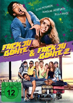 Fack ju Göhte / Fack ju Göhte 2 (2 DVDs)