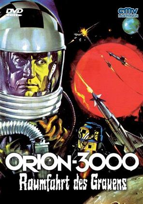 Orion - 3000 - Raumfahrt des Grauens (1966) (Trash Collection, Cover A, Kleine Hartbox, Uncut)