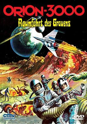 Orion - 3000 - Raumfahrt des Grauens (1966) (Trash Collection, Cover B, Kleine Hartbox, Uncut)