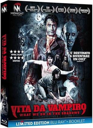 Vita da vampiro - What We Do in the Shadows (2014) (Limited Edition)
