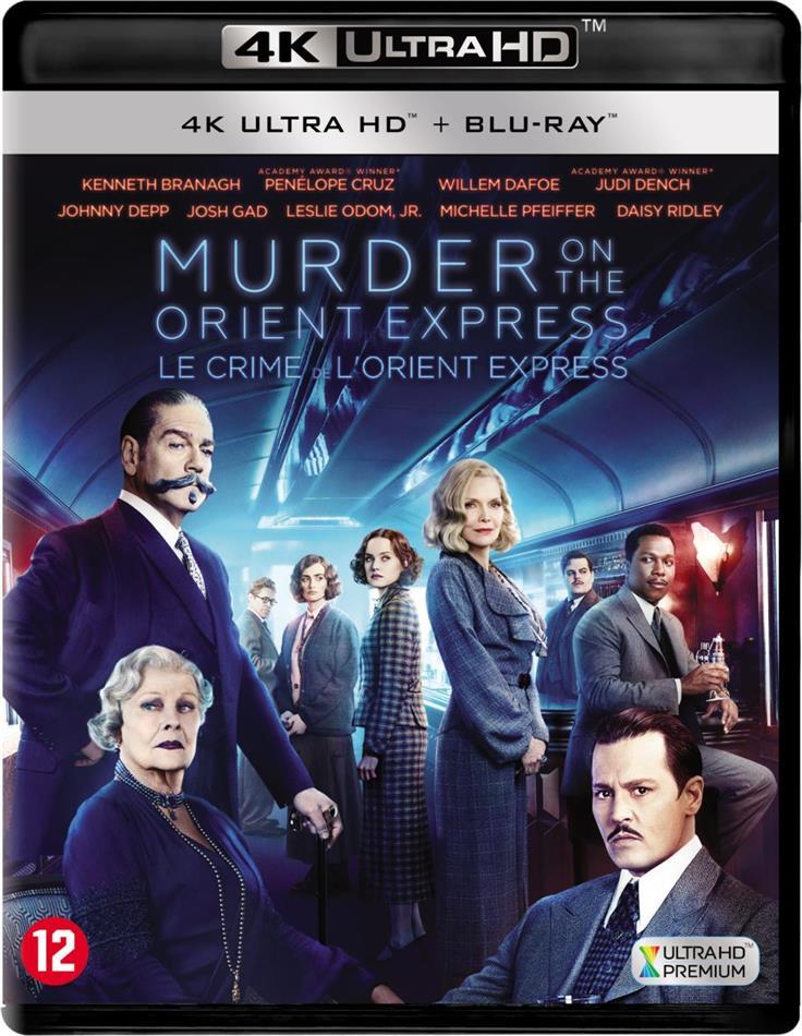 Murder on the Orient Express - Le Crime de l'Orient Express (2017) (4K Ultra HD + Blu-ray)