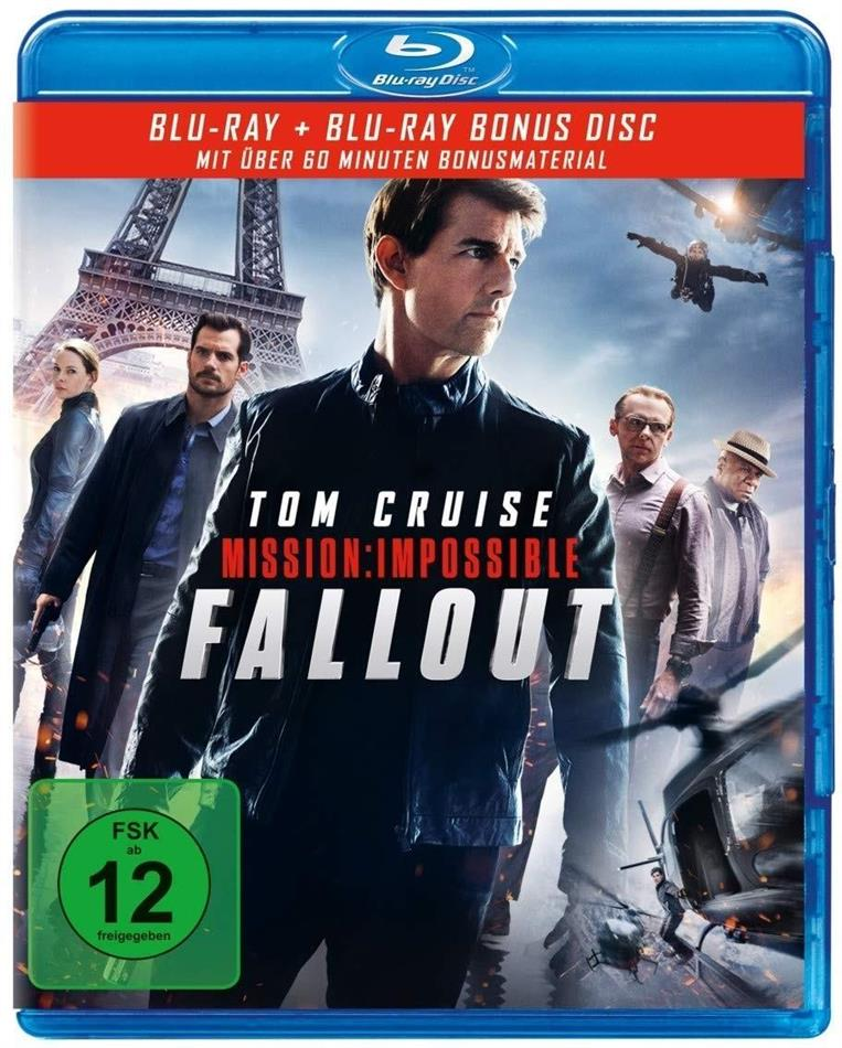 Mission Impossible 6 - Fallout (2018) (2 Blu-rays)