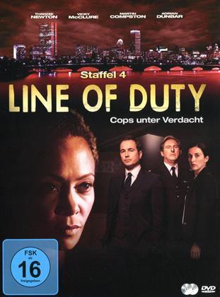 Line of Duty - Staffel 4 (2 DVDs)