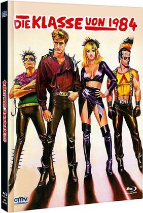 Die Klasse von 1984 (1982) (Cover A, Limited Edition, Mediabook, Uncut, Blu-ray + DVD)