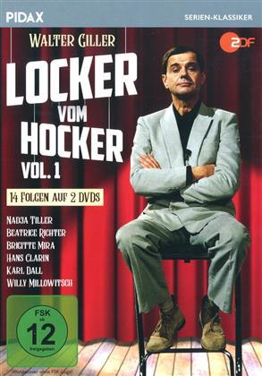 Locker vom Hocker - Vol.1 (Pidax Serien-Klassiker, 2 DVDs)